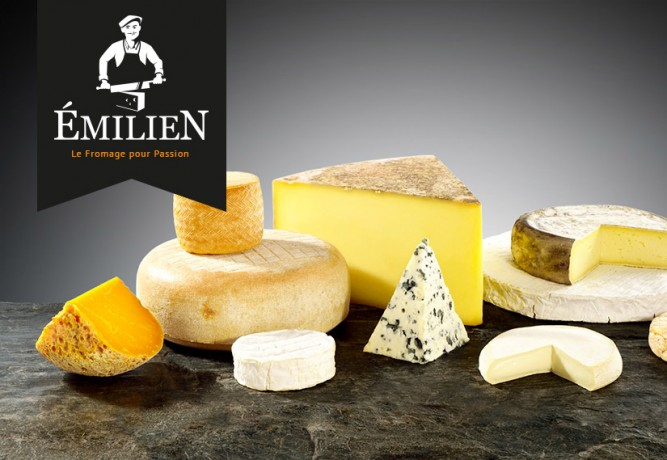 Agence Les Dissidents - Emilien Fromages